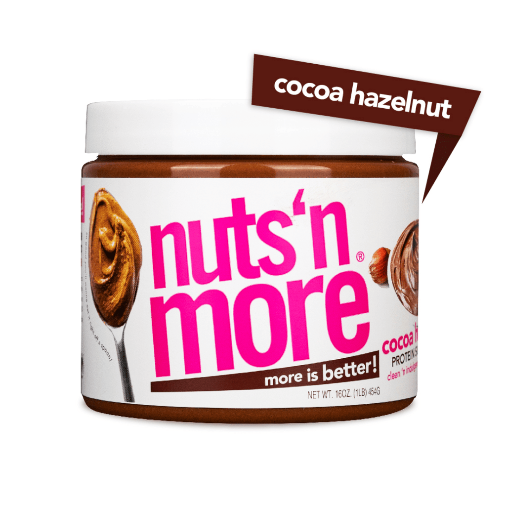 Nuts 'N More Hazelnut Butter Protein Spread Cocoa