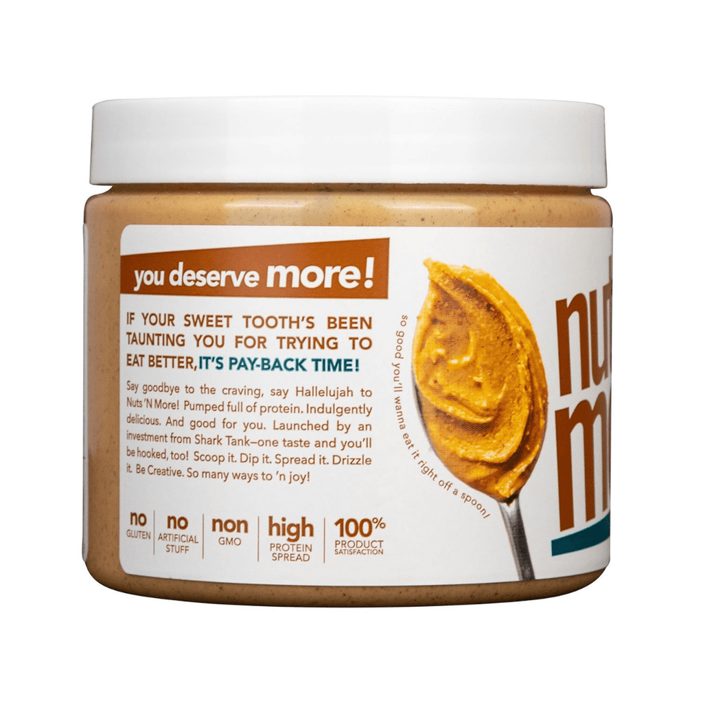 Nuts 'N More Peanut Butter Protein Spread Cookie Butter