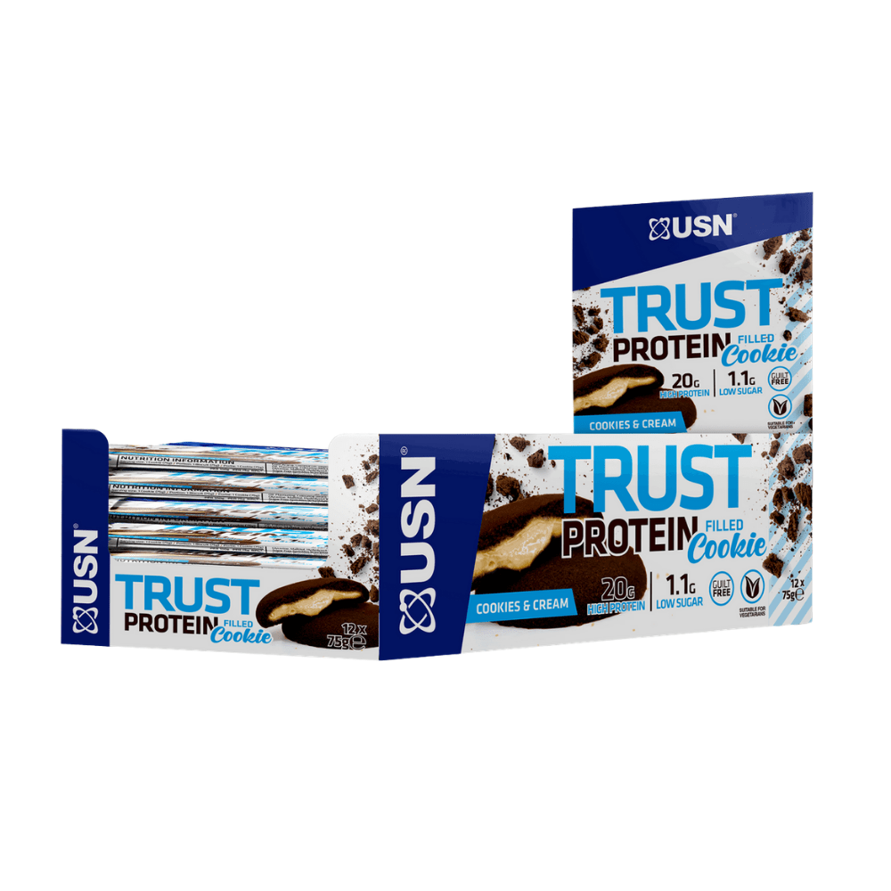 USN Trust Protein Filled Cookie Cookies & Cream