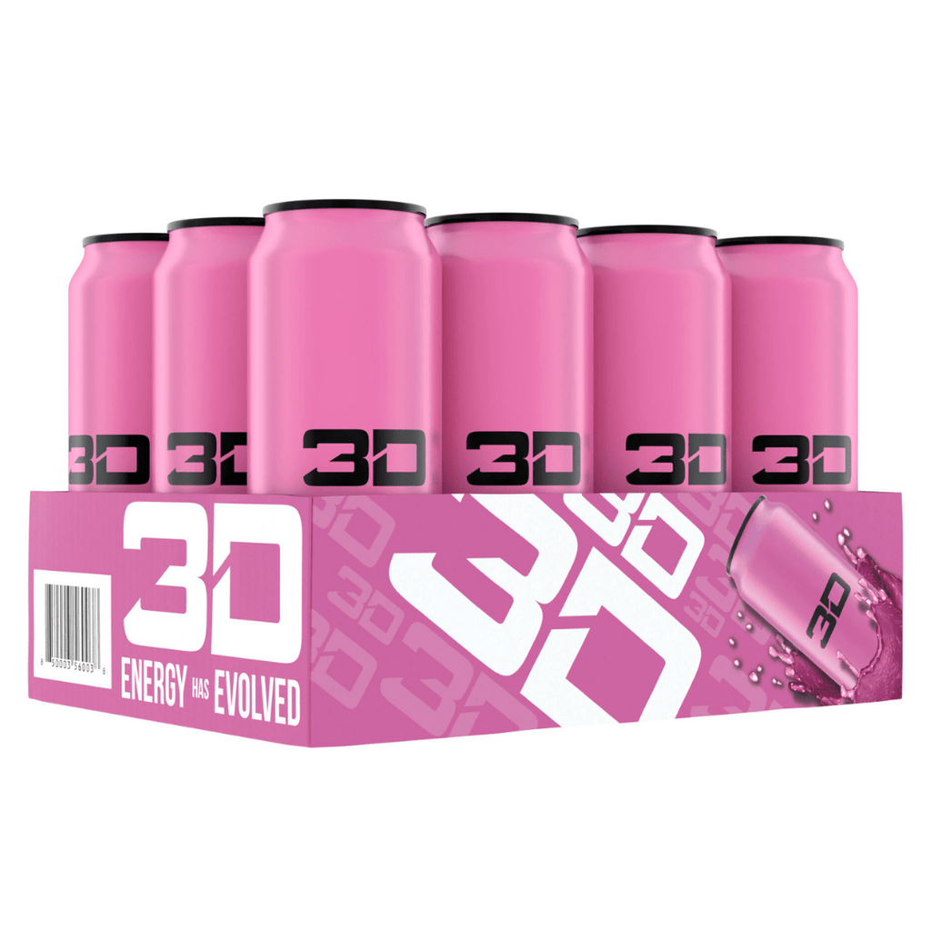 Christian Guzman's 3D Energy Drink Box (12 Cans)