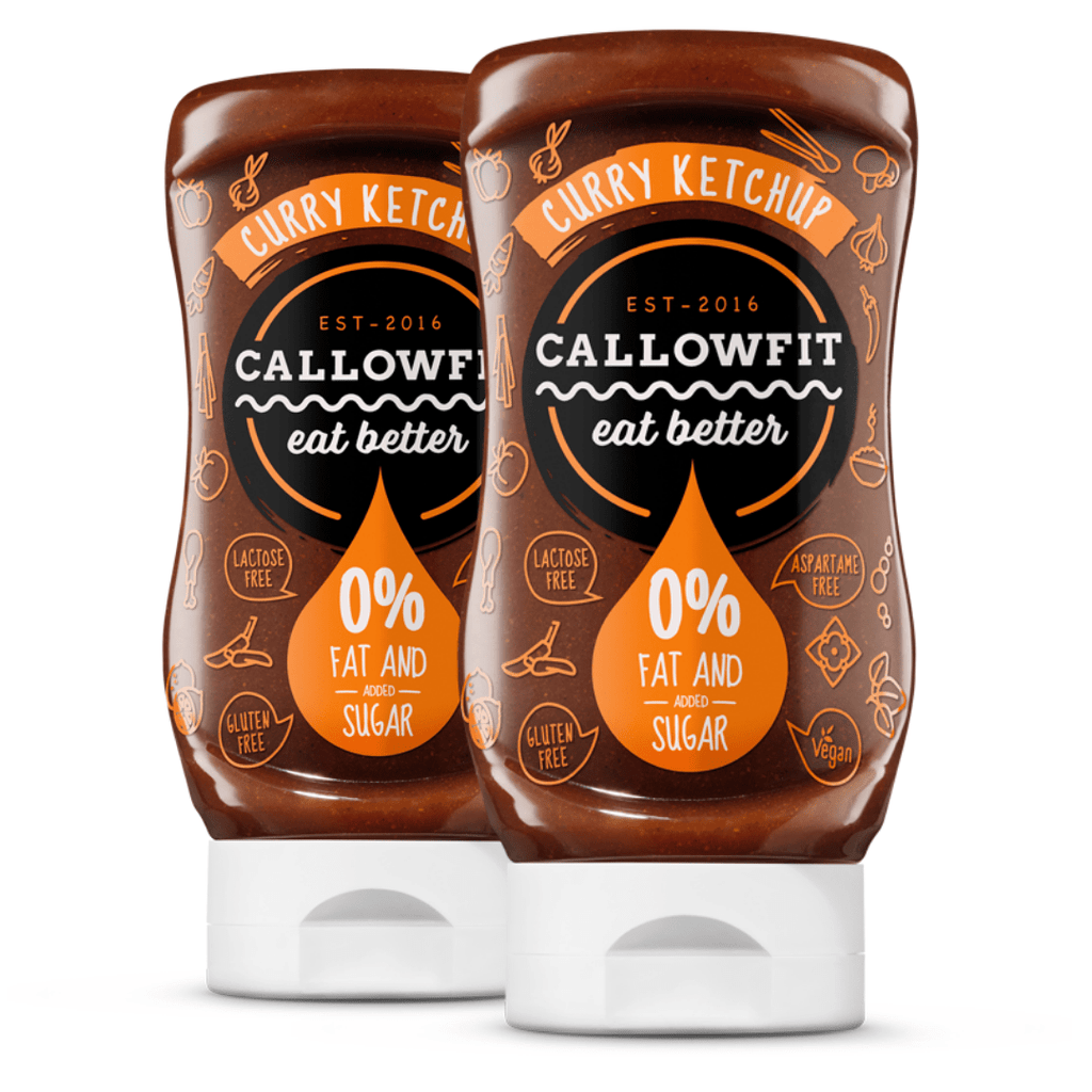 Callowfit Sauce Box (6 Bottles), Protein Sauce, Callowfit, Protein Package Protein Package Pick and Mix Protein UK