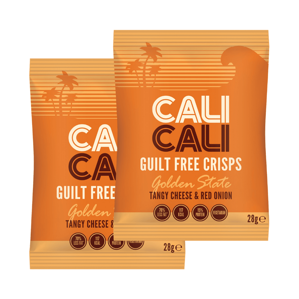 Cali Cali Guilt Free Protein Crisps Box (21 Packets), Protein Crisps, Cali Cali, Protein Package Protein Package Pick and Mix Protein UK