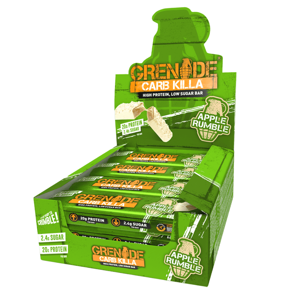 Grenade Carb Killa Protein Bar Box (12 Bars)
