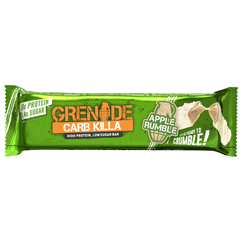 Grenade Carb Killa Protein Bar Apple Rumble