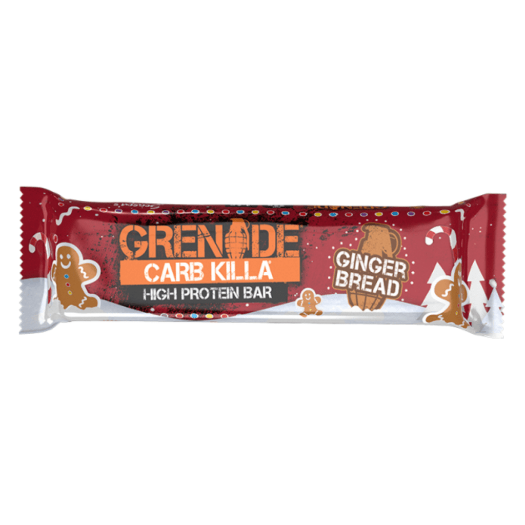 Grenade Carb Killa Protein Bar Gingerbread - Protein Package
