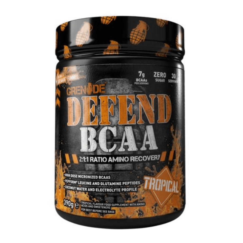 Grenade Defend BCAA - Protein Package