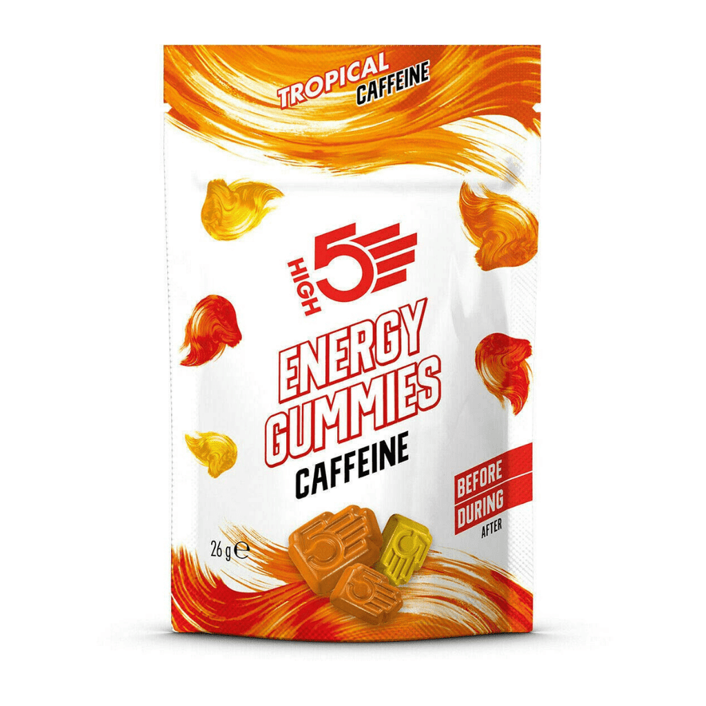 High 5 Energy Gummies Tropical - Protein Package