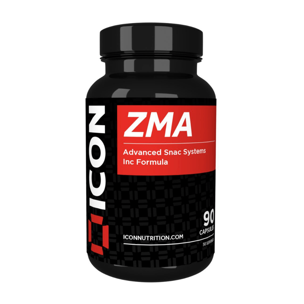 Icon Nutrition ZMA Capsules, Supplements, Icon Nutrition, Protein Package Protein Package Pick and Mix Protein UK
