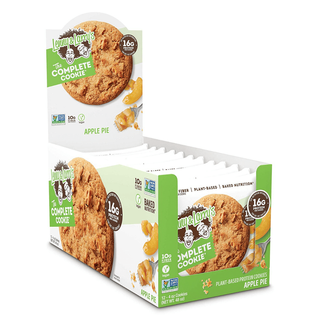 Lenny & Larry's Complete Cookie Apple Pie, Protein Cookies, Lenny & Larry's, Protein Package Protein Package Pick and Mix Protein UK