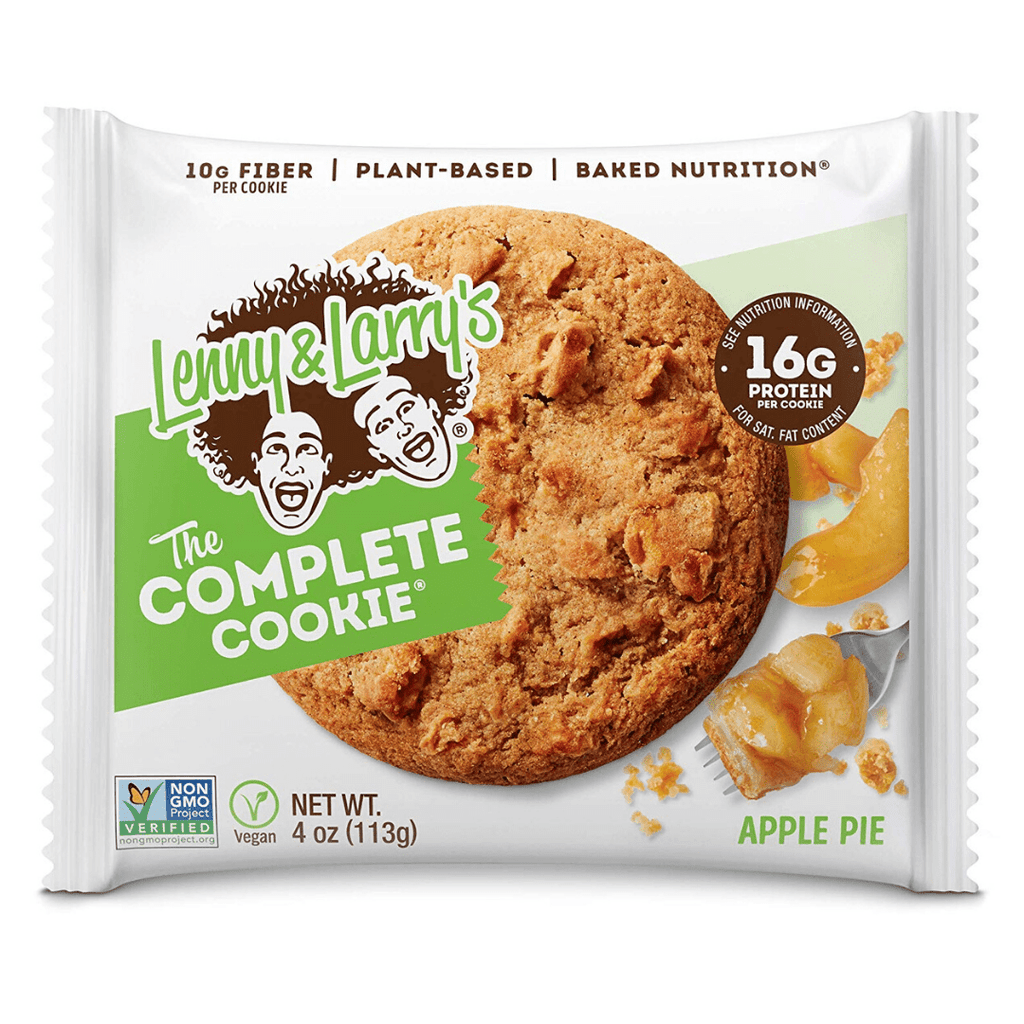 Lenny & Larry's Complete Cookie Apple Pie