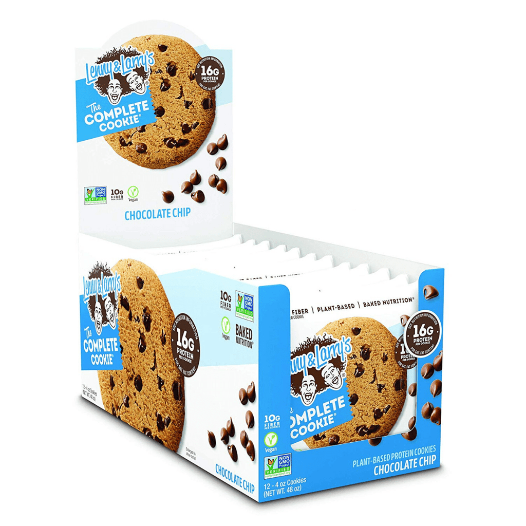 Lenny & Larry's Complete Cookie Chocolate Chip, Protein Cookies, Lenny & Larry's, Protein Package Protein Package Pick and Mix Protein UK