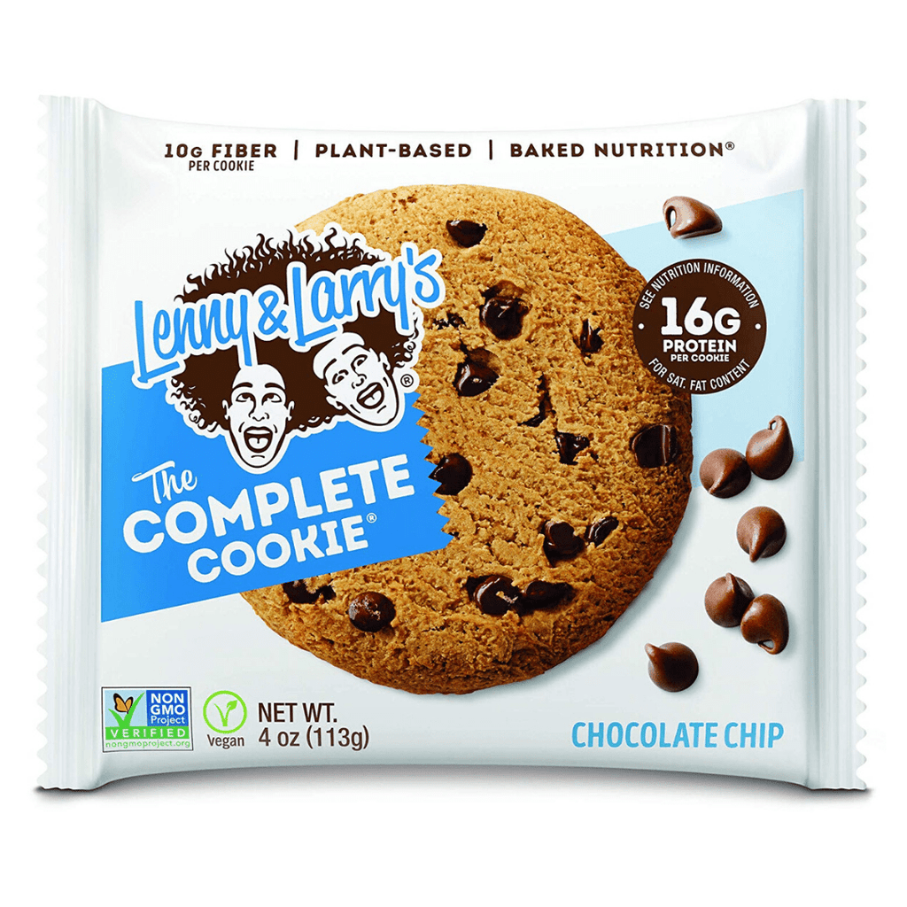 Lenny & Larry's Complete Cookie Chocolate Chip - Protein Package