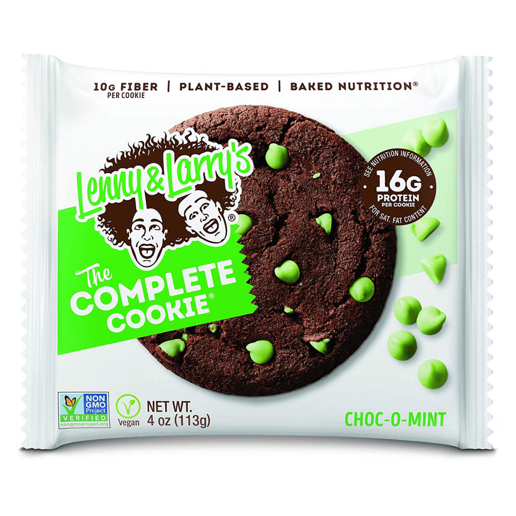 Lenny & Larry's Complete Cookie Chocolate Mint, Protein Cookies, Lenny & Larry's, Protein Package, Pick and Mix Protein UK