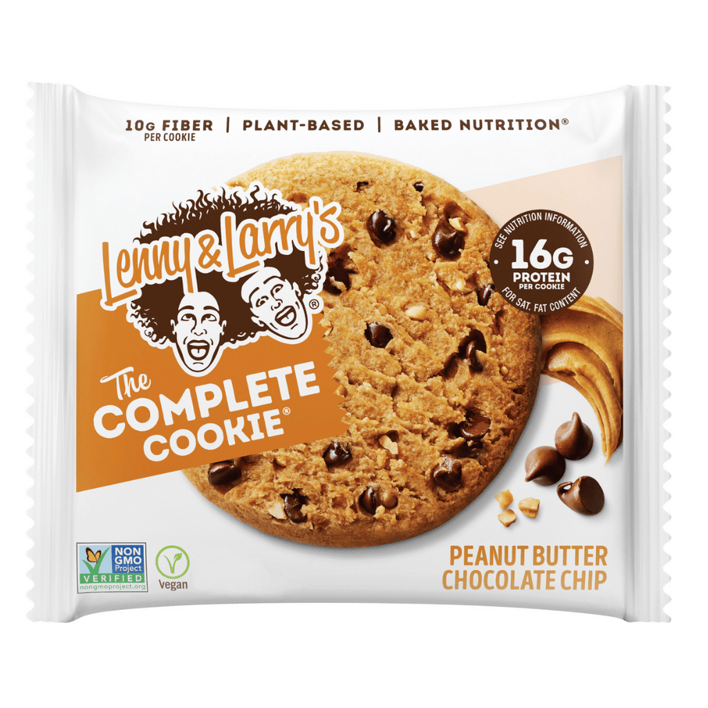 Lenny & Larry's Complete Cookie Peanut Butter Chocolate Chip - Protein Package