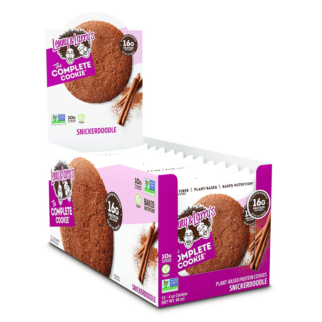 Lenny & Larry's Complete Cookie Snickerdoodle, Protein Cookies, Lenny & Larry's, Protein Package Protein Package Pick and Mix Protein UK