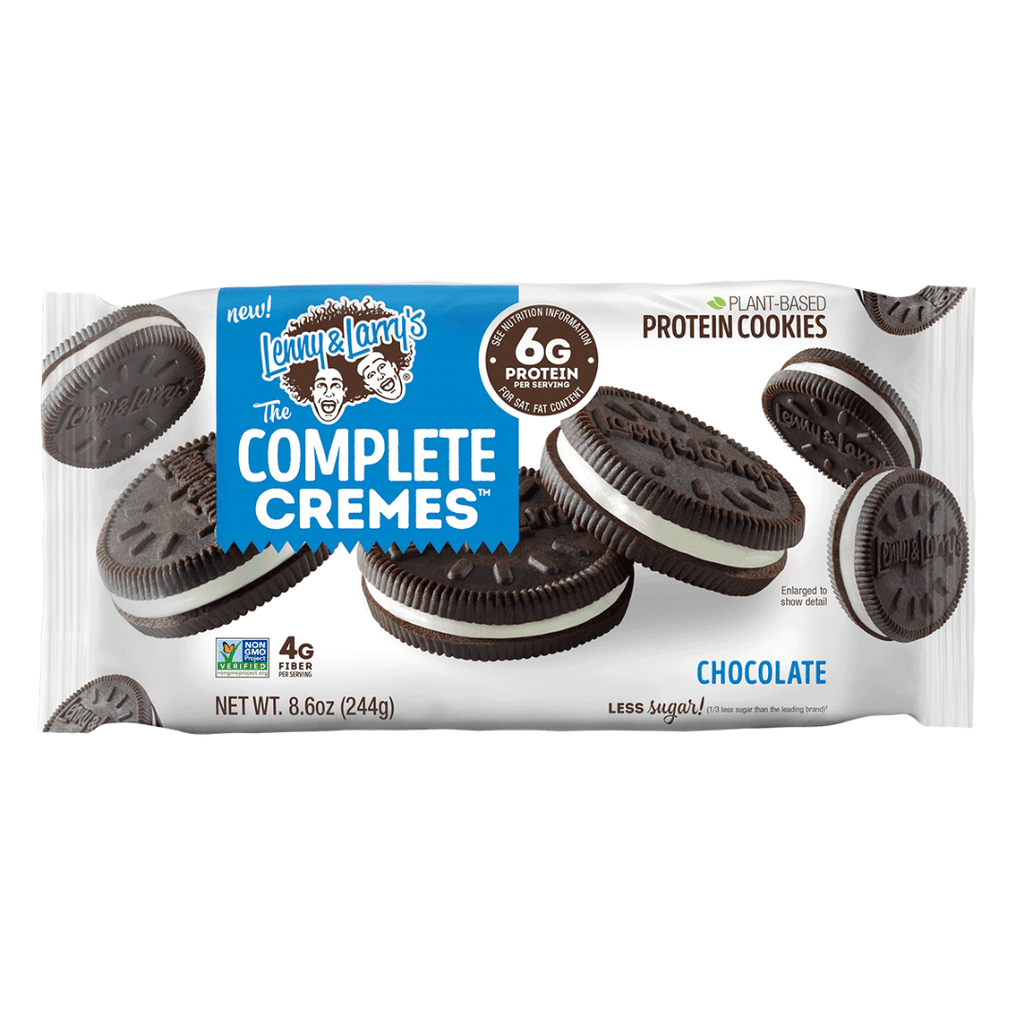 Lenny & Larry's Protein Cookie Cremes Chocolate, Protein Cookies, Lenny & Larry's, Protein Package Protein Package Pick and Mix Protein UK