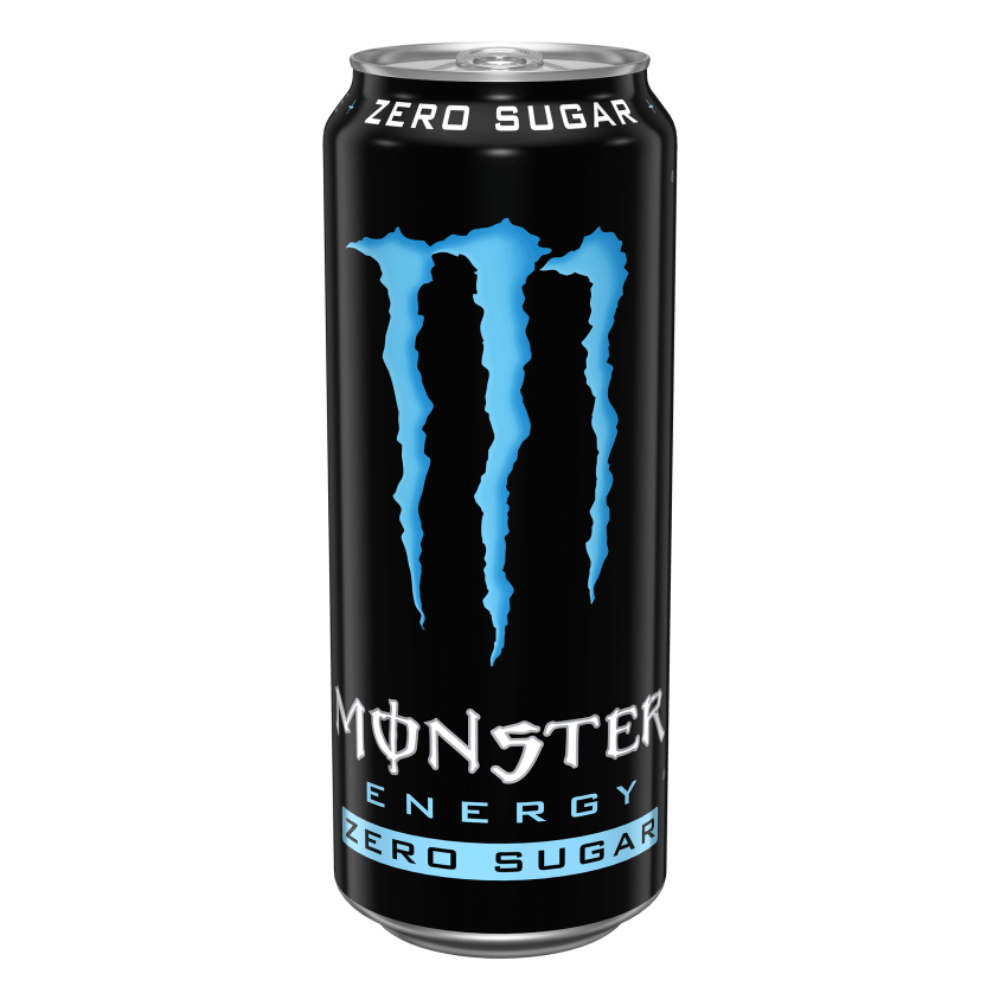 Monster Energy Drinks Zero Sugar New Original Flavour