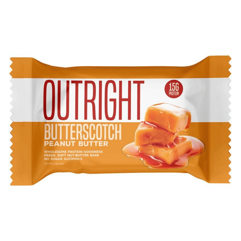 MTS Nutrition Outright Protein Bar Butterscotch, Protein Bars, MTS Nutrition, Protein Package Protein Package Pick and Mix Protein UK