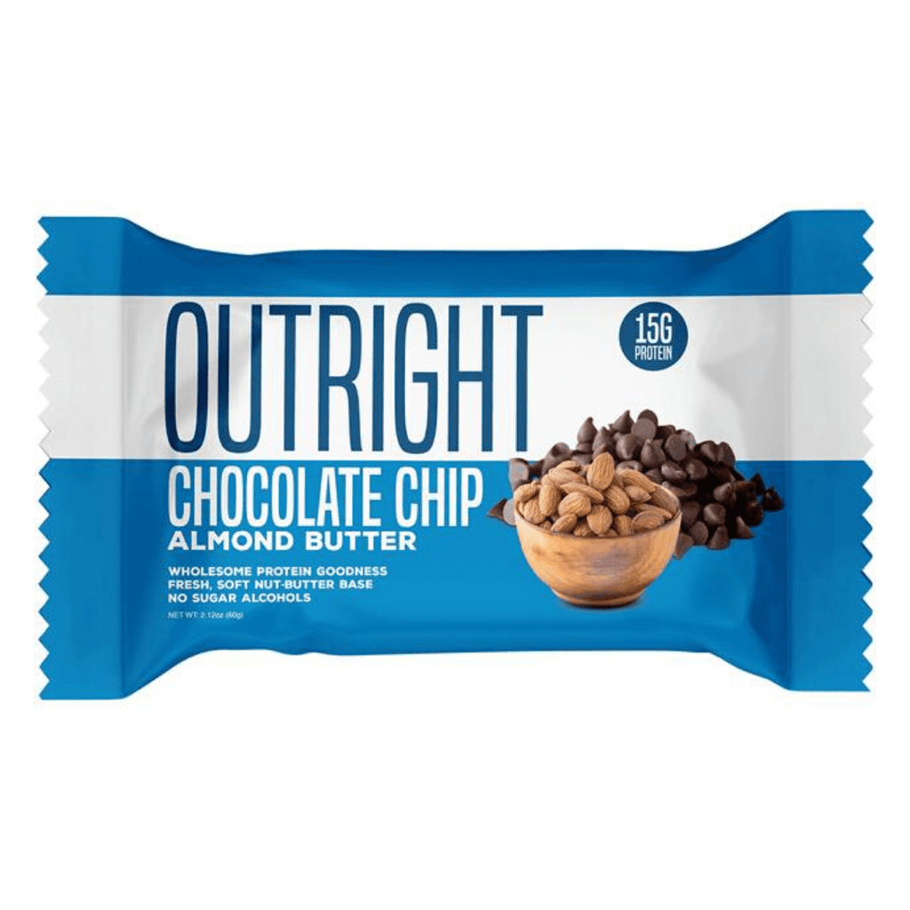 MTS Nutrition Outright Protein Bar Almond Chocolate Chip, Protein Bars, MTS Nutrition, Protein Package Protein Package Pick and Mix Protein UK