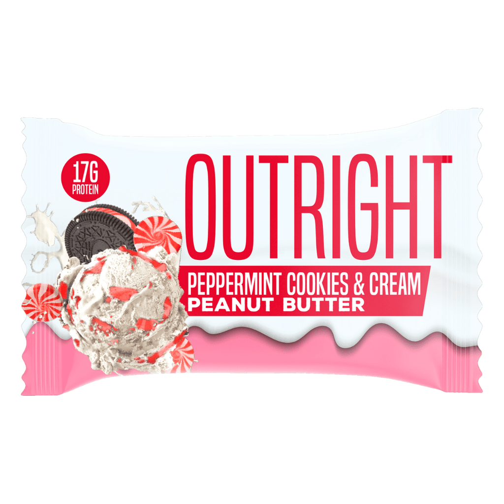 MTS Nutrition Outright Protein Bar Peppermint, Protein Bars, MTS Nutrition, Protein Package Protein Package Pick and Mix Protein UK