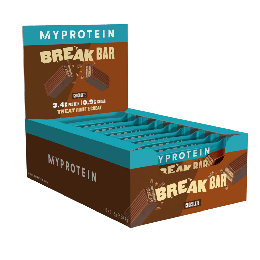 MyProtein Protein Break Bar Chocolate