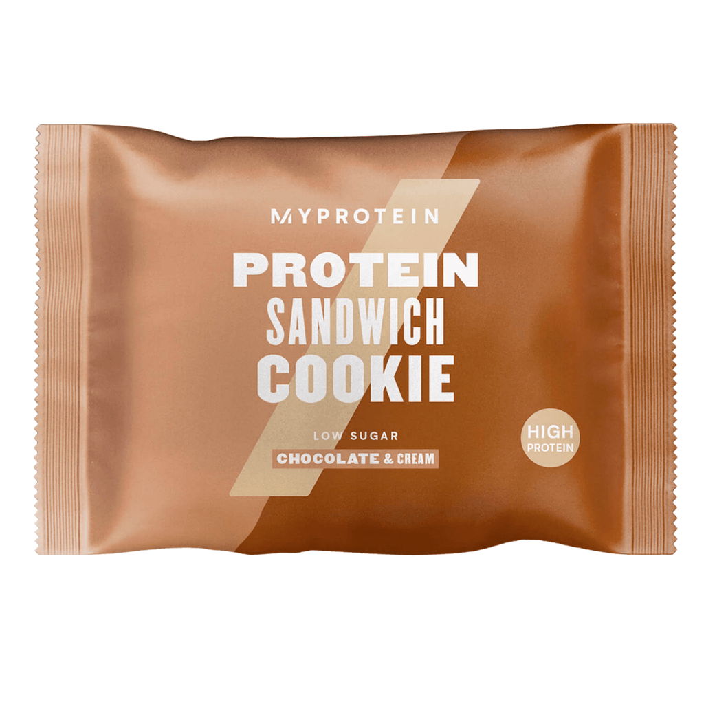 MyProtein Protein Sandwich Cookie Chocolate & Cream