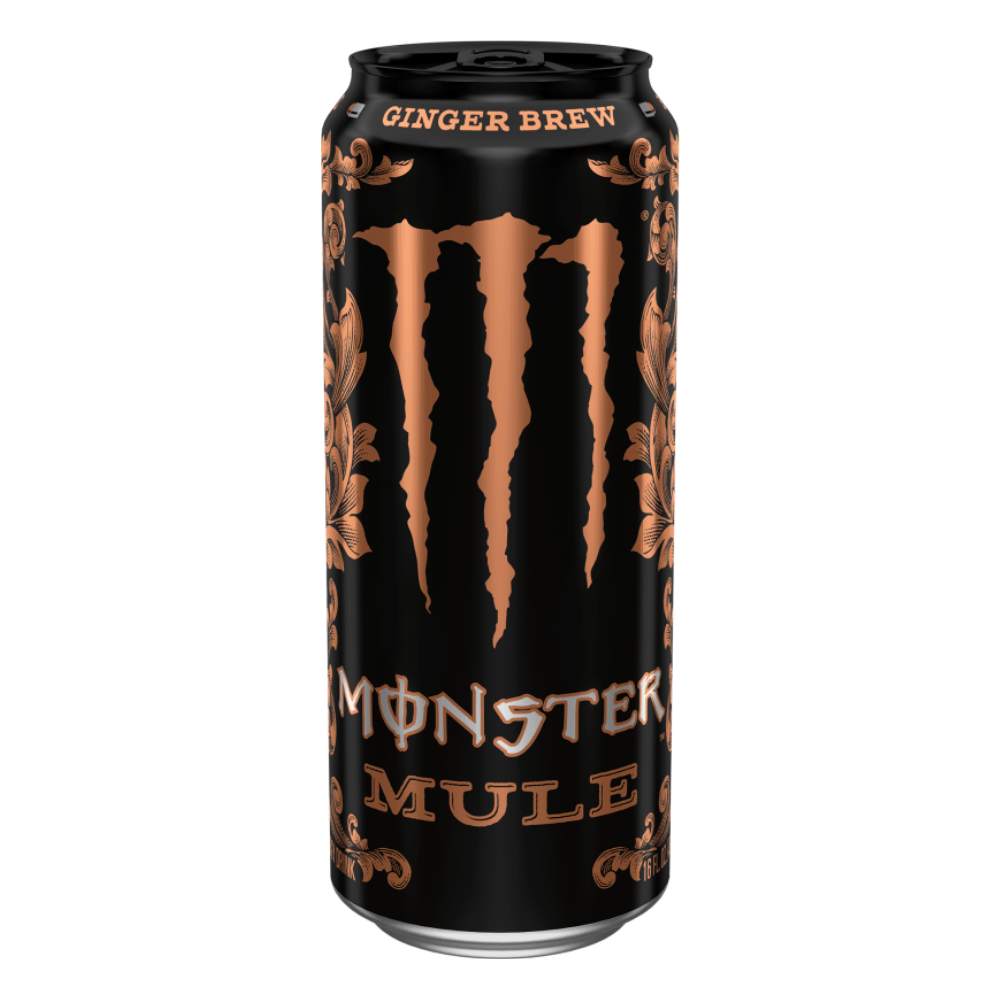 Monster Mule Energy Drinks Cans 500ml Pick and mix Monster Drinks