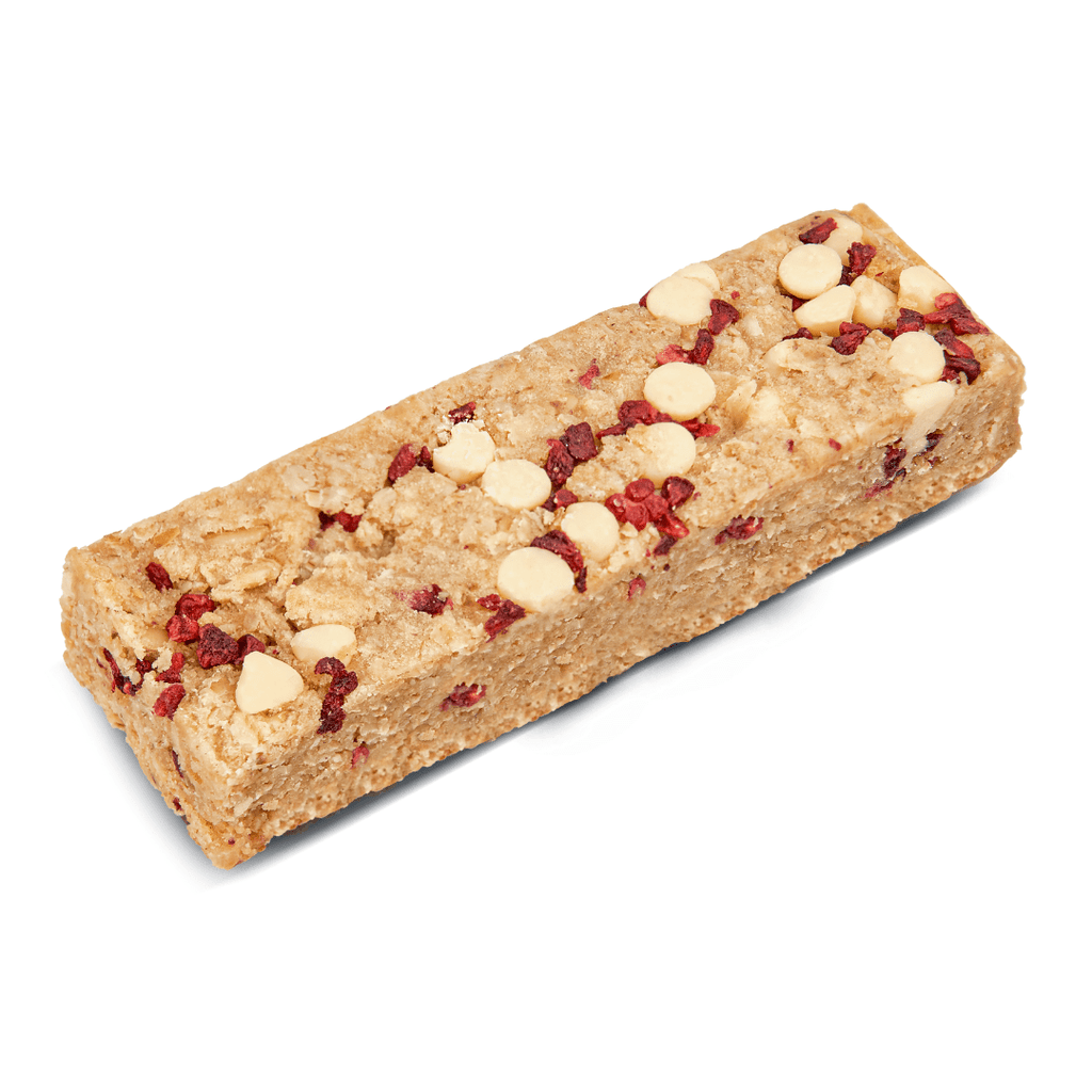 Pick and Mix Protein Flapjacks UK - Mountain Joes White Choc Raspberry Flavour
