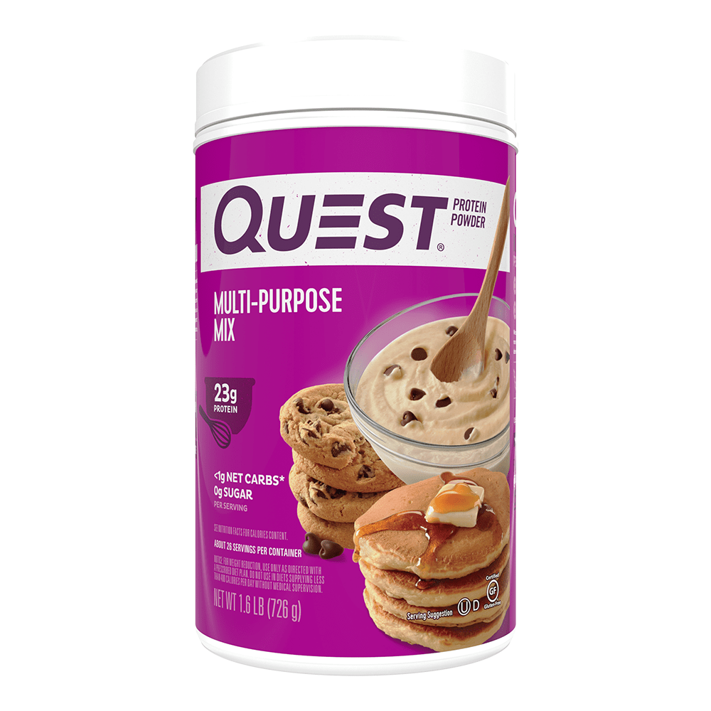 Quest's Multi-Purpose Mix UK - Quest Nutrition - 726-gram UK - Protein Package