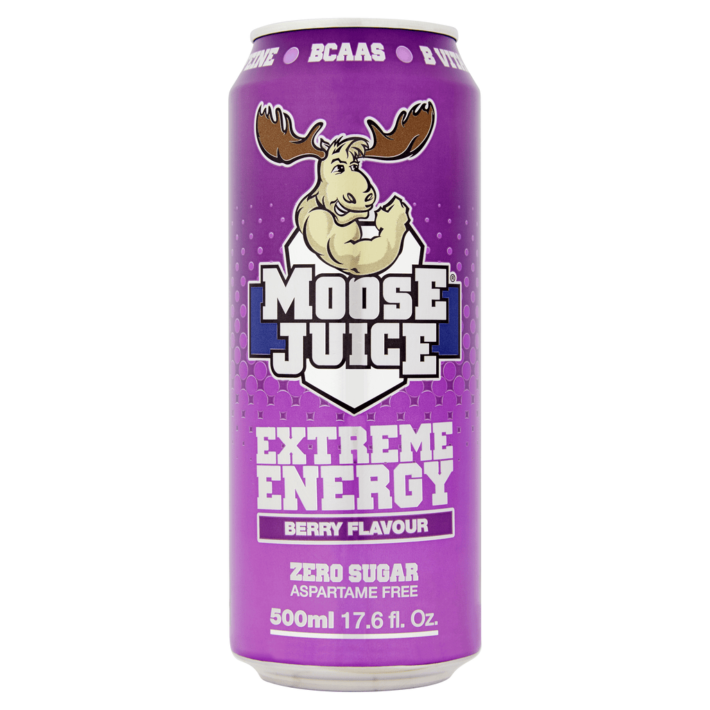 Muscle Moose Moose Juice Berry, Energy Drinks, Muscle Moose, Protein Package Protein Package Pick and Mix Protein UK