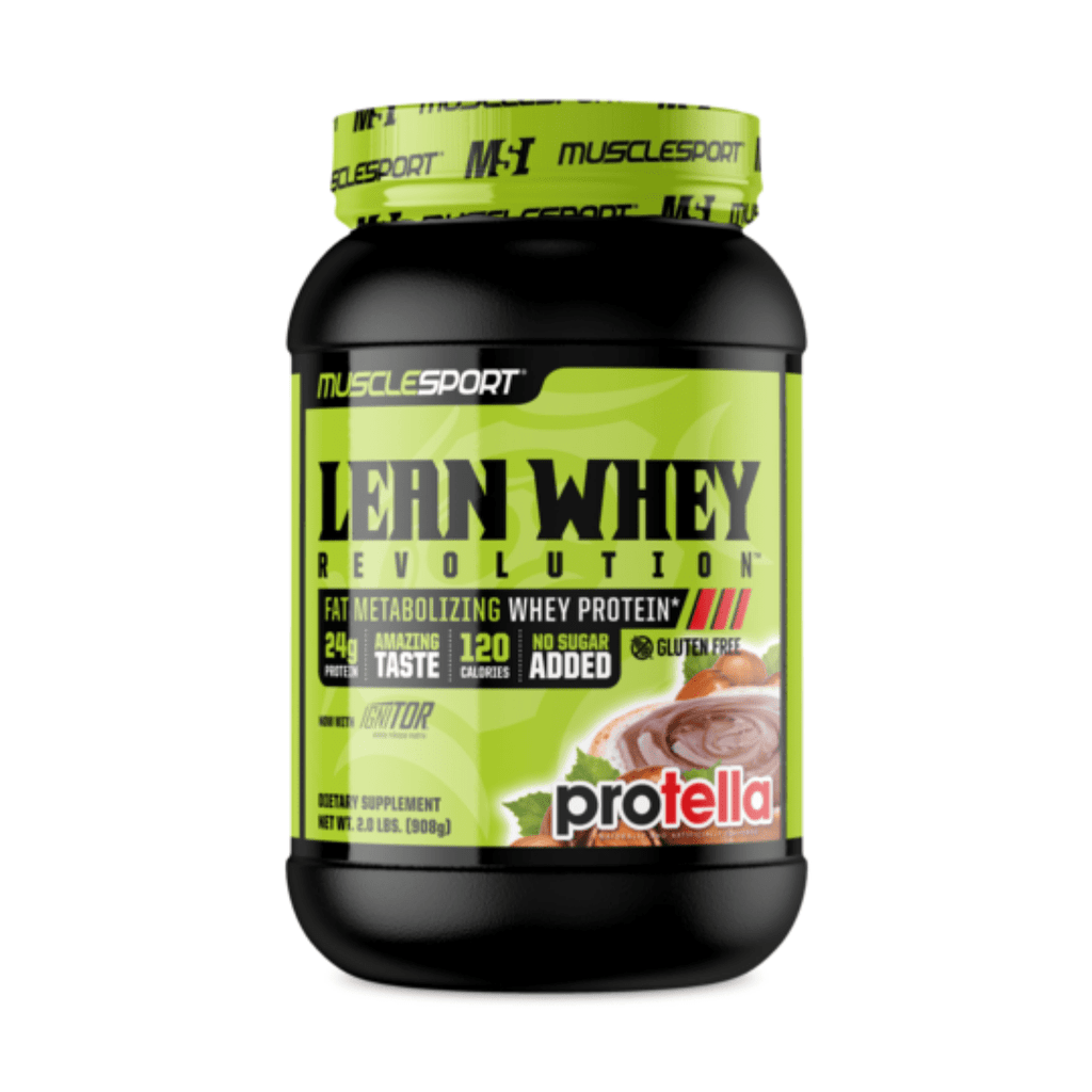 Muscle Sport Lean Whey Revolution Protein Powder, Protein Powder, Muscle Sport, Protein Package Protein Package Pick and Mix Protein UK