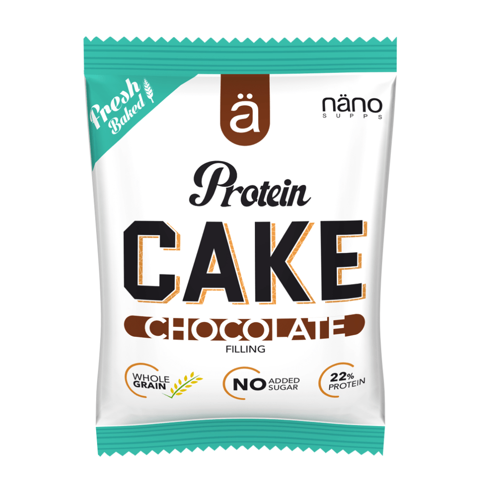Nano Supps Protein Cake Chocolate, Protein Cake, Nano Supps, Protein Package Protein Package Pick and Mix Protein UK