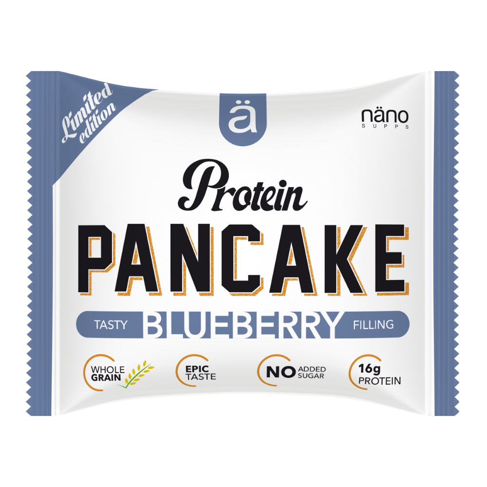 Nano Supps Protein Pancake Blueberry Filling, Protein Pancakes, Nano Supps, Protein Package Protein Package Pick and Mix Protein UK