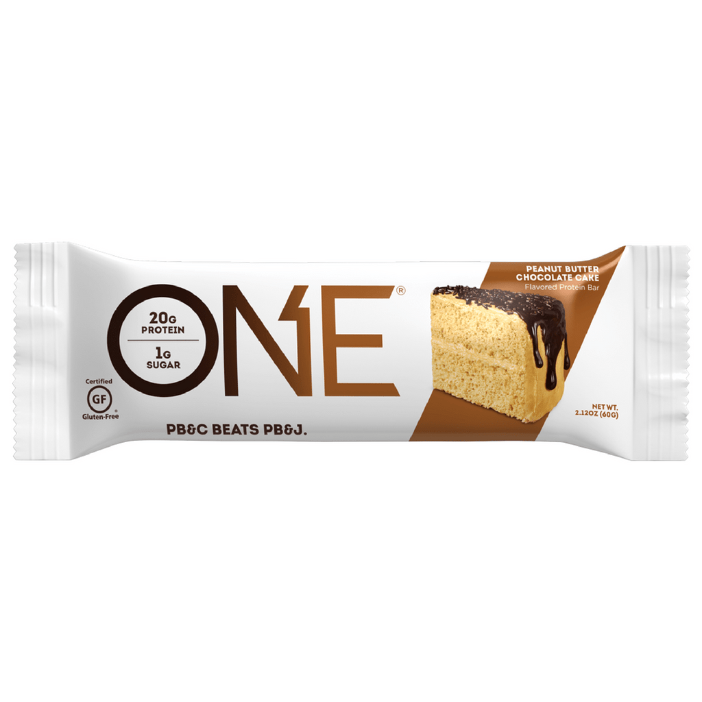 Oh yeah! ONE Protein Bar Peanut Butter Chocolate Cake, Protein Bar, ONE, Protein Package Protein Package Pick and Mix Protein UK