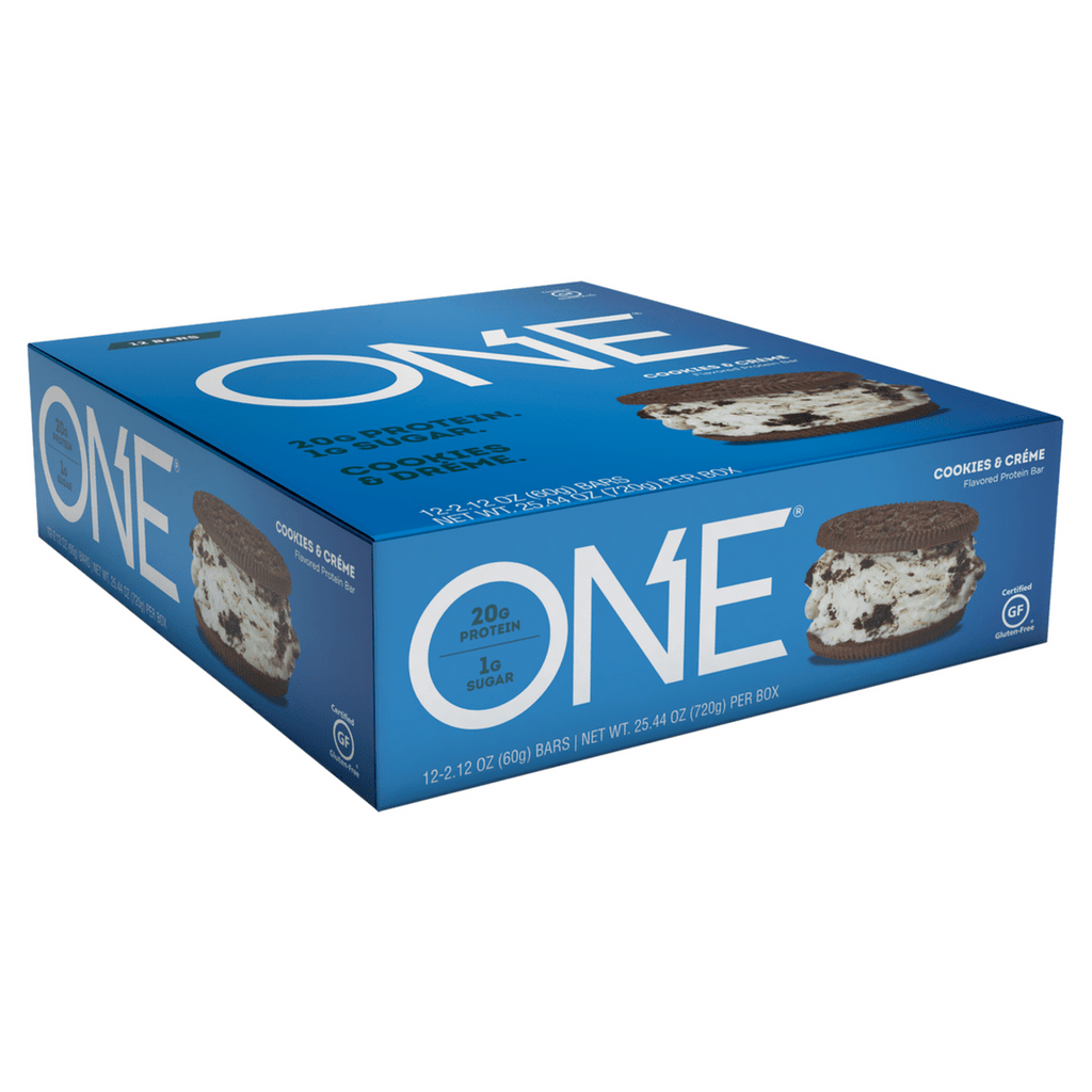 ONE Brands Protein Bar Cookies & Creme - Protein Package