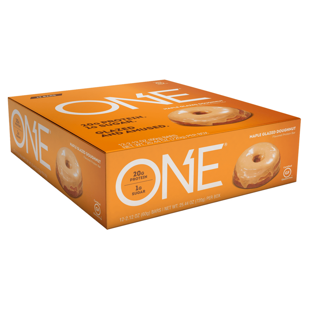 Oh yeah! ONE Protein Bar Maple Glazed Doughnut, Protein Bar, ONE, Protein Package Protein Package Pick and Mix Protein UK