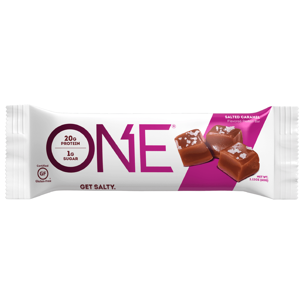 Oh yeah! ONE Protein Bar Salted Caramel, Protein Bar, ONE, Protein Package Protein Package Pick and Mix Protein UK