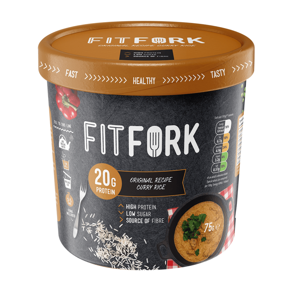 FitFork Protein Meal Pots