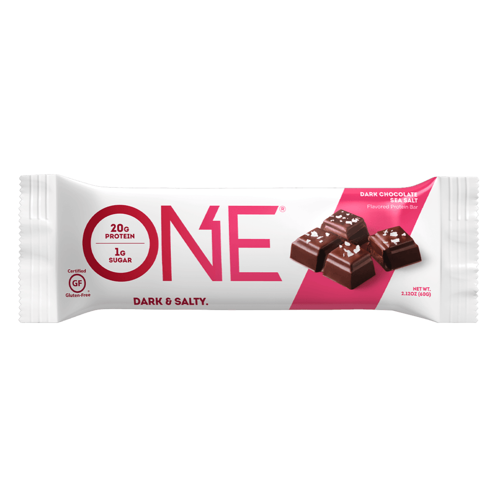 Oh yeah! ONE Protein Bar Dark Chocolate Sea Salt, Protein Bars, ONE, Protein Package Protein Package Pick and Mix Protein UK