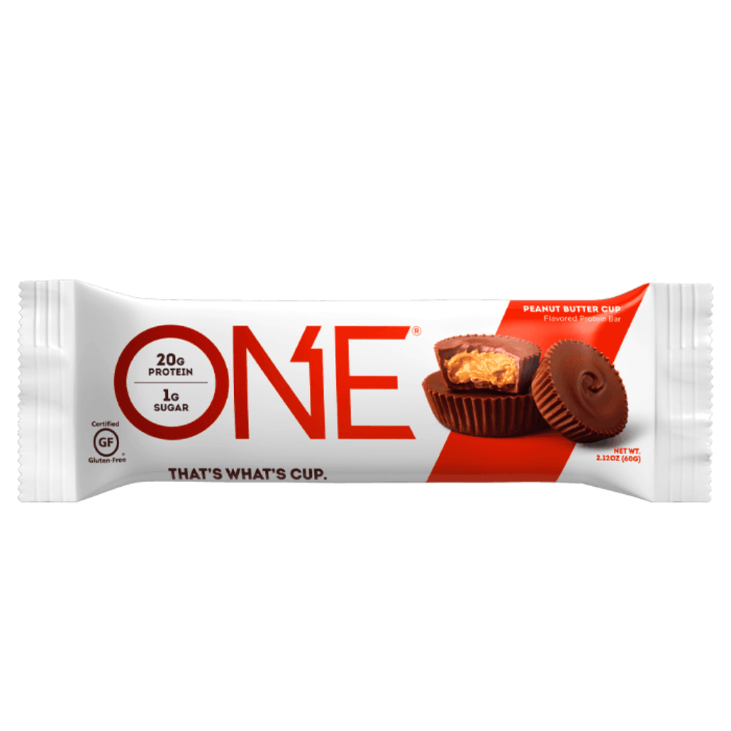 Oh yeah! ONE Protein Bar Peanut Butter Cup, Protein Bars, ONE, Protein Package Protein Package Pick and Mix Protein UK