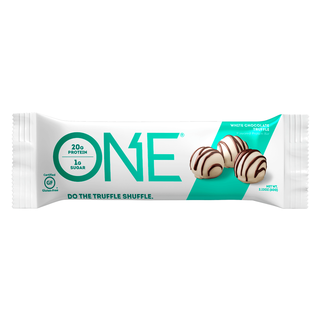 Oh yeah! ONE Protein Bar White Chocolate Truffle, Protein Bars, ONE, Protein Package Protein Package Pick and Mix Protein UK