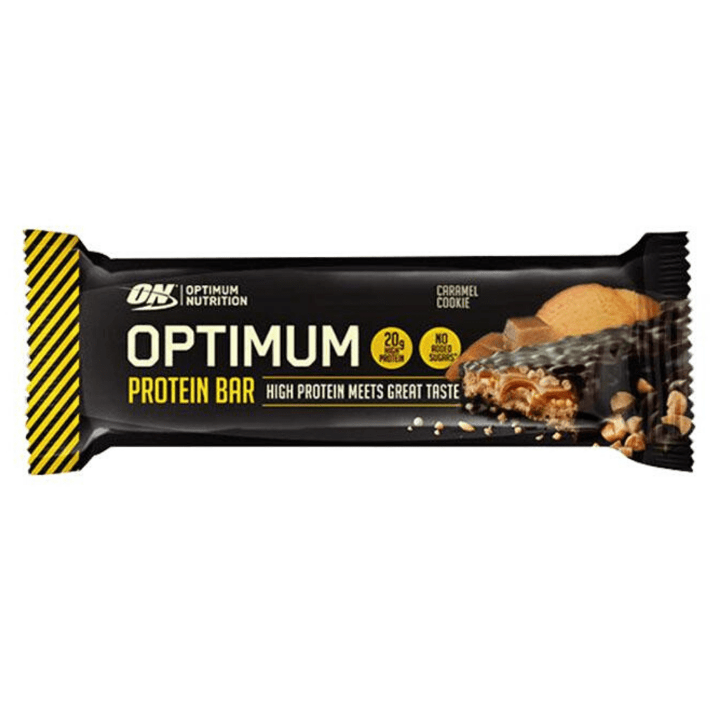 Optimum Nutrition Protein Bar Caramel Cookie, Protein Bars, Optimum Nutrition, Protein Package Protein Package Pick and Mix Protein UK