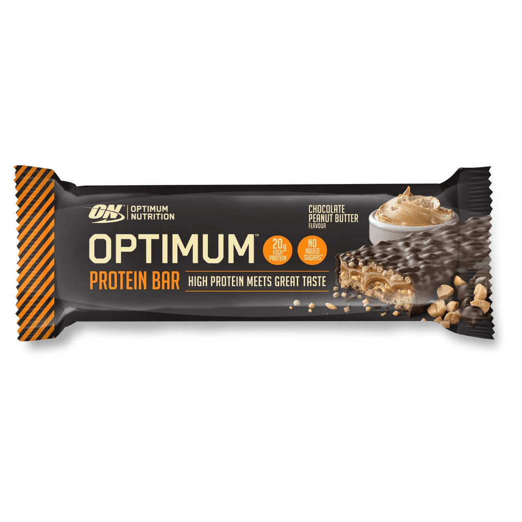 Optimum Nutrition Protein Bar Chocolate Peanut Butter, Protein Bars, Optimum Nutrition, Protein Package, Pick and Mix Protein UK