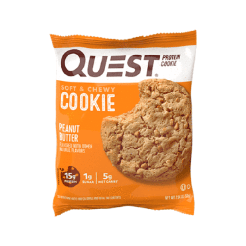 Quest Nutrition Protein Cookie Peanut Butter - Protein Package
