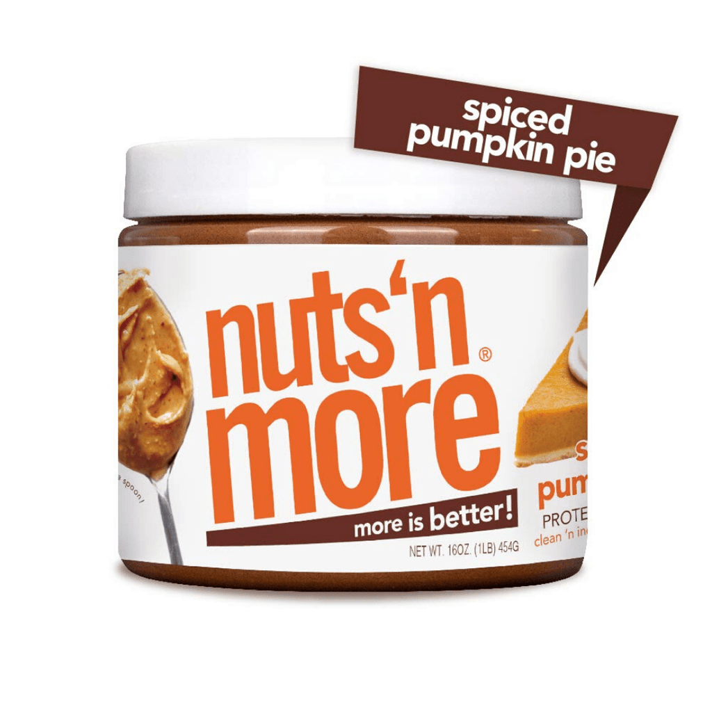 Nuts 'N More Peanut Butter Protein Spread Pumpkin Pie, Protein Spread, Nuts N' More, Protein Package, Pick and Mix Protein UK