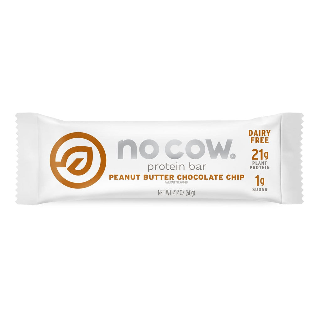 No Cow Vegan Protein Bars