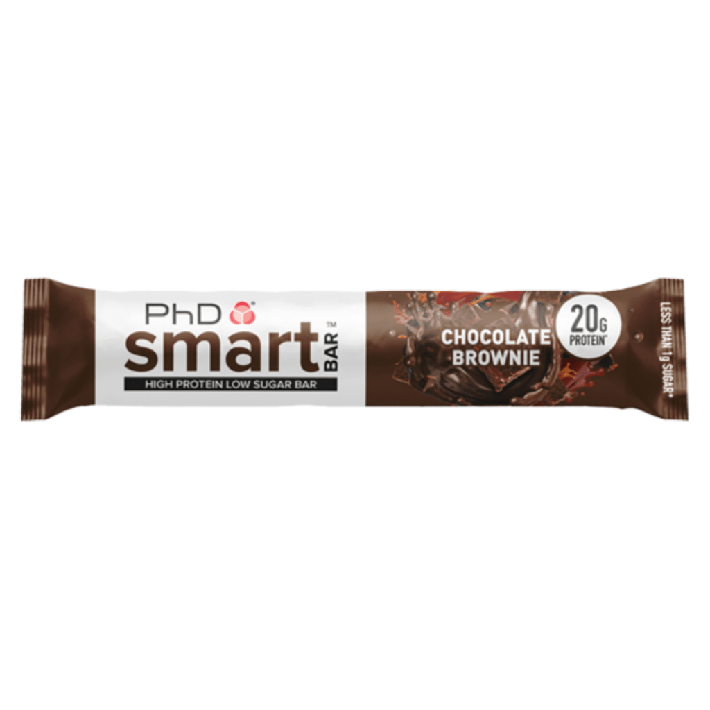 PhD Nutrition SMART Protein Bar Chocolate Brownie, Protein Bars, PhD Nutrition, Protein Package, Pick and Mix Protein UK