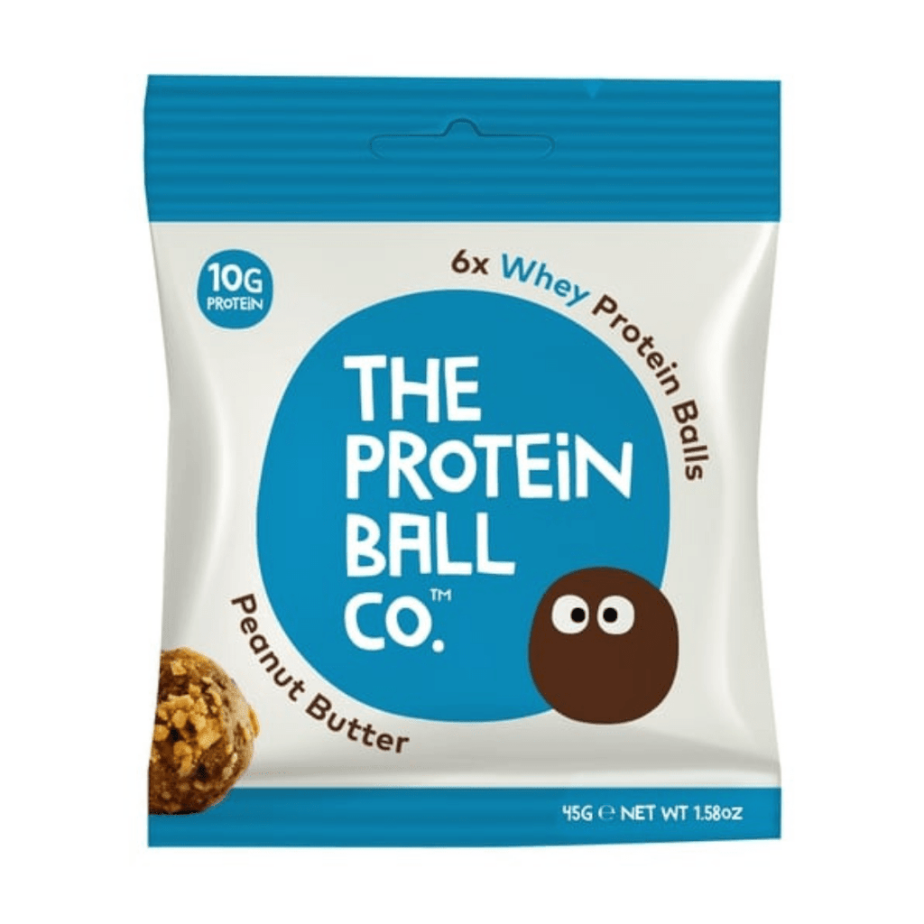 Protein Ball Co. Protein Balls Peanut Butter - Protein Package