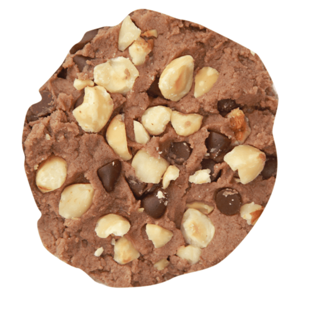 Protein Cookie Madness Cookie Chocolate Chip Hazelnutty, Protein Cookies, Cookie Madness, Protein Package Protein Package Pick and Mix Protein UK