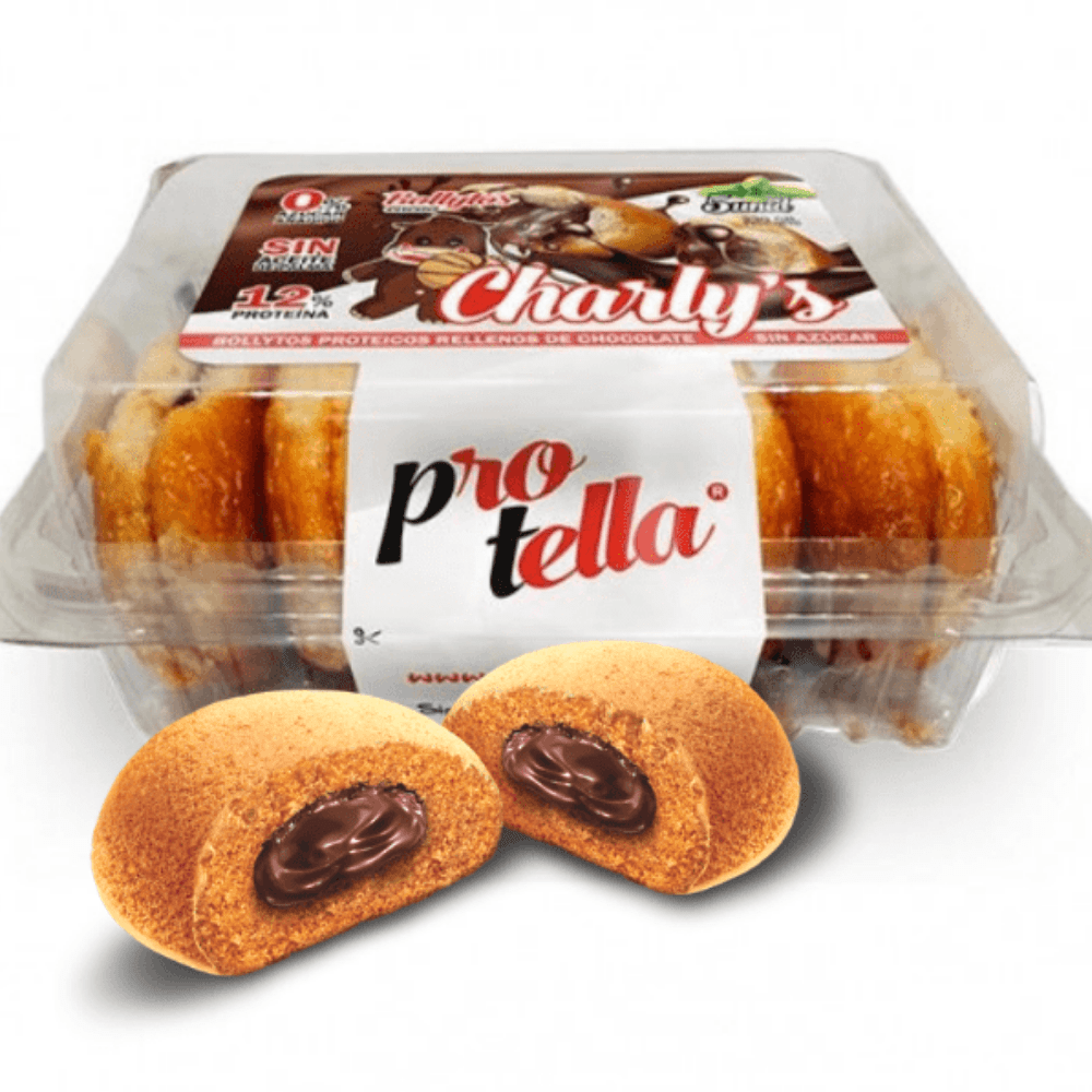 Protella Charly's Protein Croissant Chocolate (5 Pastries), Protein Cake, Protella, Protein Package Protein Package Pick and Mix Protein UK